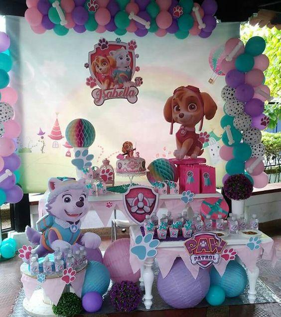 fiestas tematicas de 3 anos nina (11)
