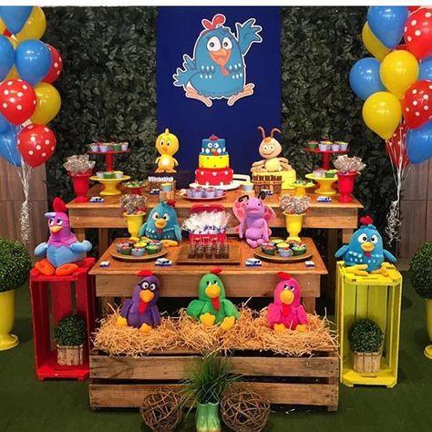 Fiestas tematicas de 3 años niña