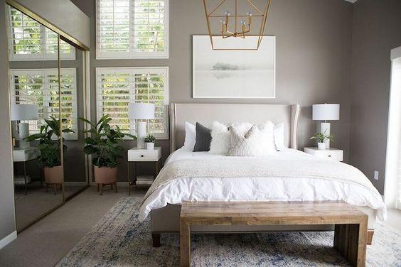 Habitaciones modernas recamaras modernas y sensacionales for Habitaciones matrimoniales modernas