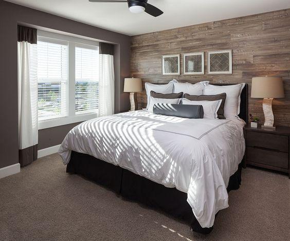 Habitaciones modernas recamaras modernas y sensacionales for Decoracion de cuartos adultos