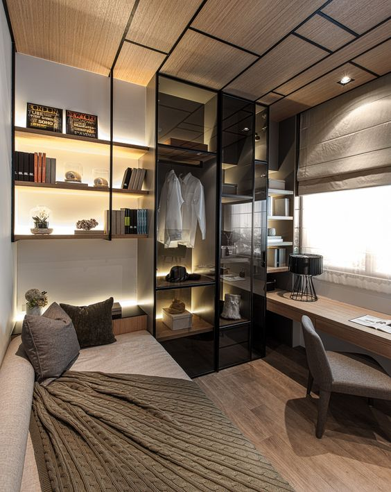 habitaciones modernas pequenas (3)