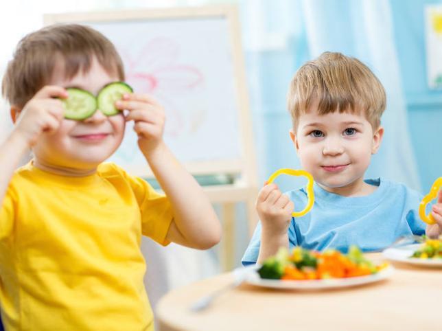 Ideas de lunch para niños