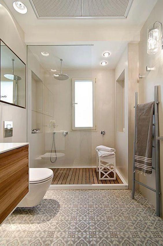 imagenes de banos modernos y sencillos (2)