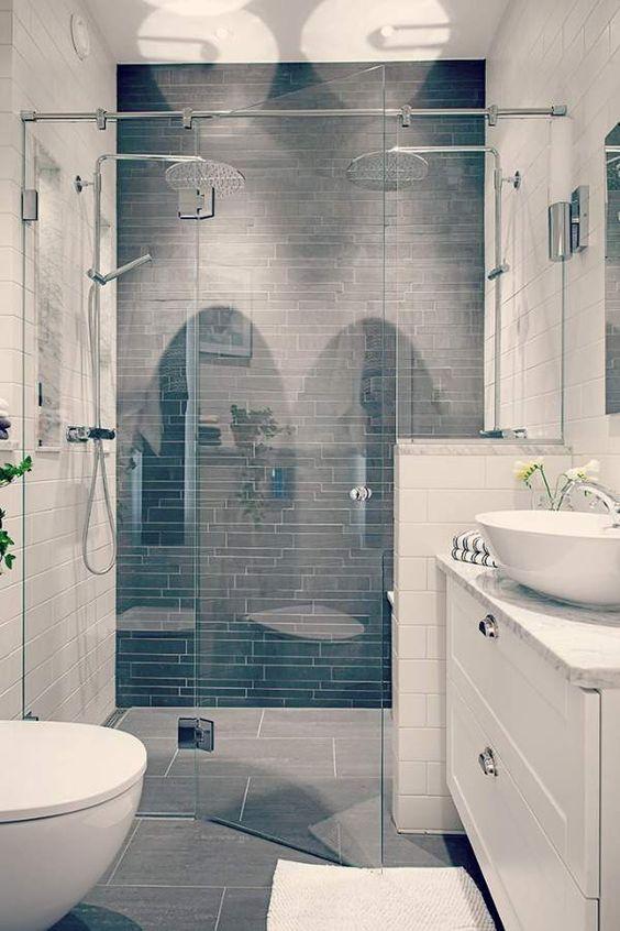 Imagenes de baños modernos y sencillos