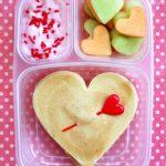 lunch nutritivo para niños de preescolar