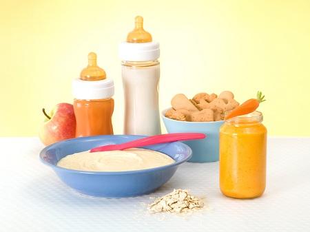 Menu para bebes de 9 a 12 meses