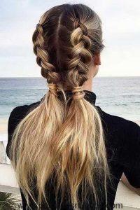 Peinados para la playa 2017