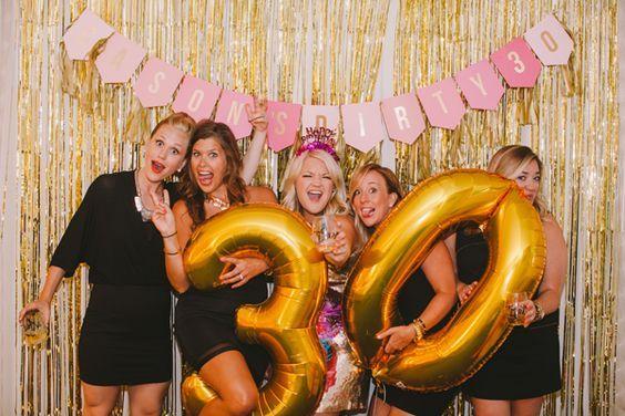 Temas de fiesta para mujer