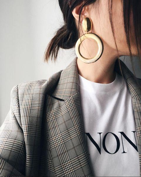 Aretes de moda 2017