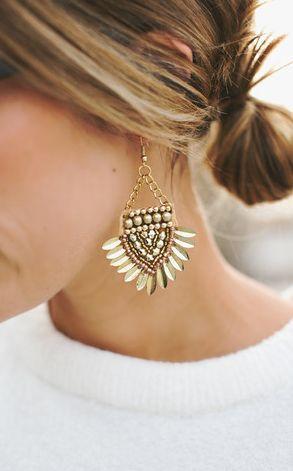 aretes de moda de oro (1)