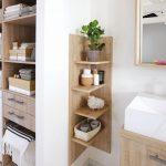 Baños pequeños modernos y funcional