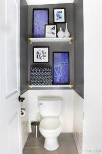 Baños sencillos y elegantes