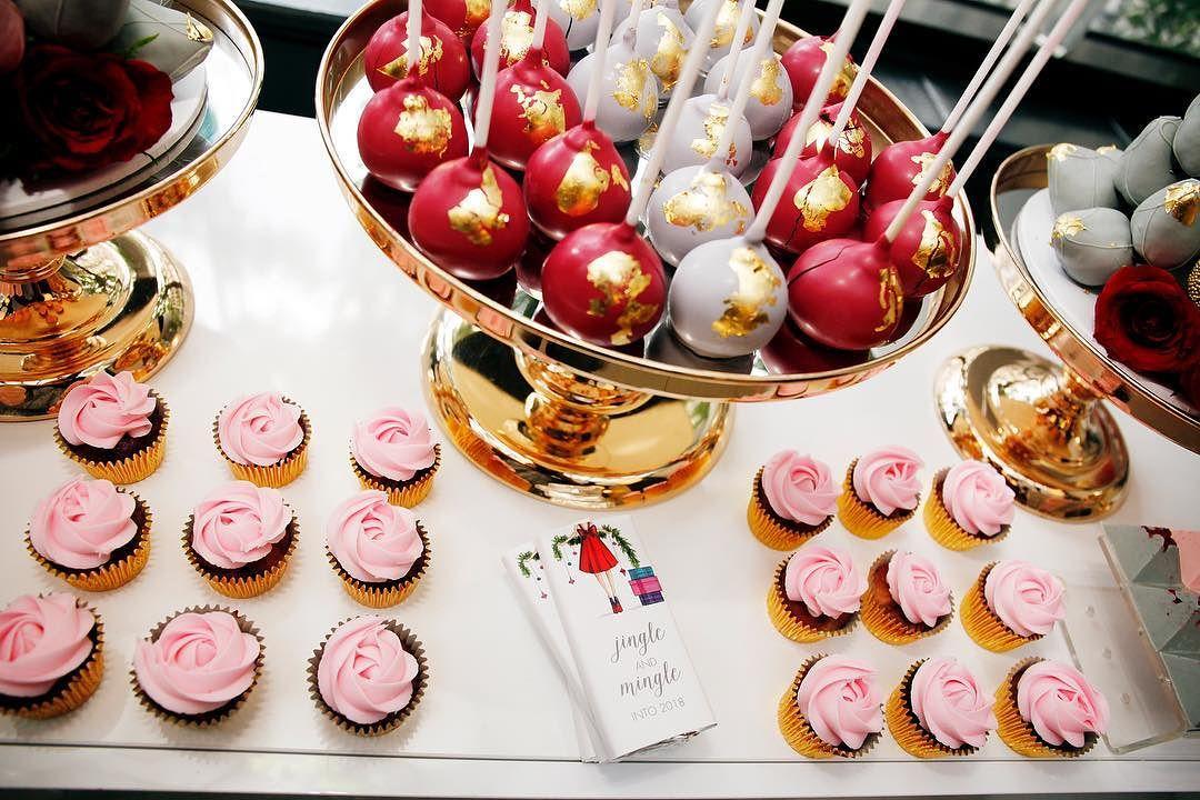 cakepop glam para mesas de postres 4