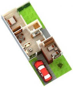 casa 2 recamaras 3d (3)