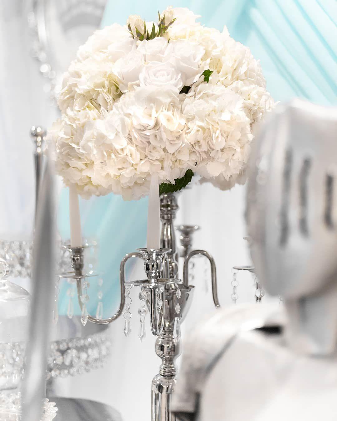 centros de mesa para bodas 2019