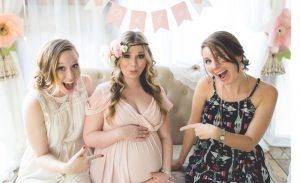 checklist para organizar un baby shower 6 semanas antes