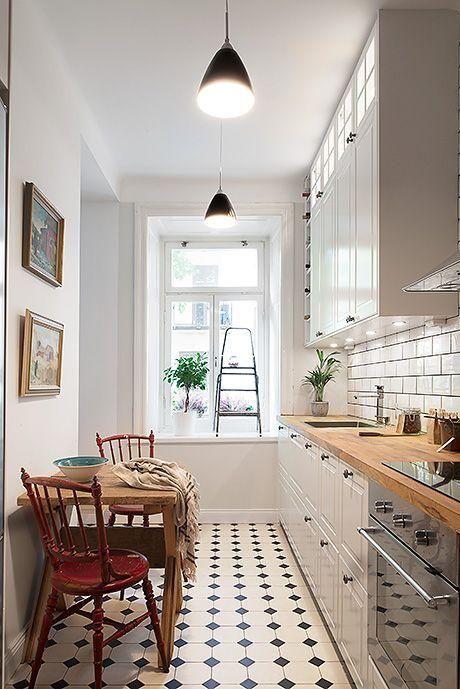cocinas pequenas alargadas (5)