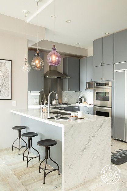 color en las cocinas pequenas modernas (3)