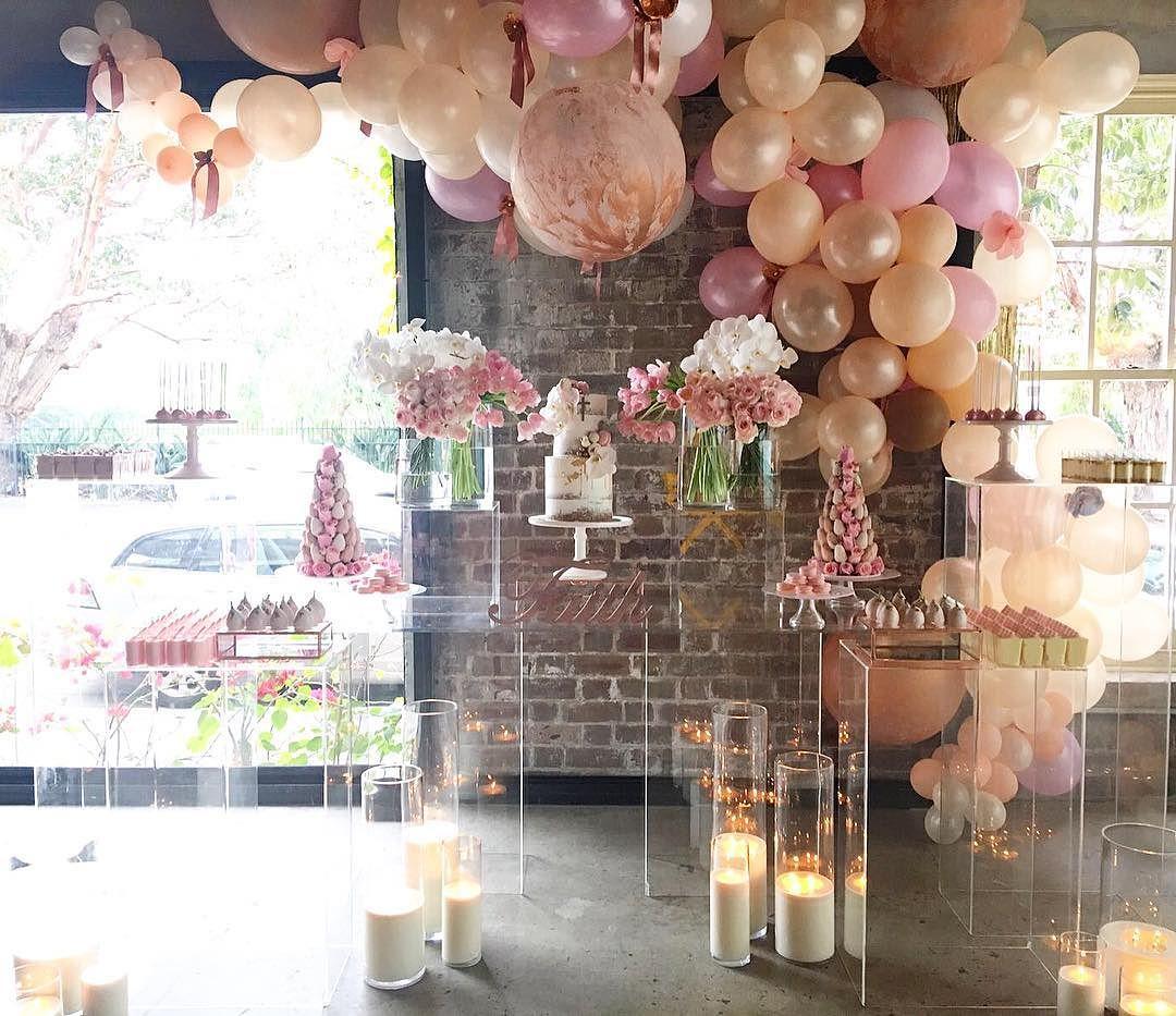 colores para decorar fiestas modernas 2018 (2)
