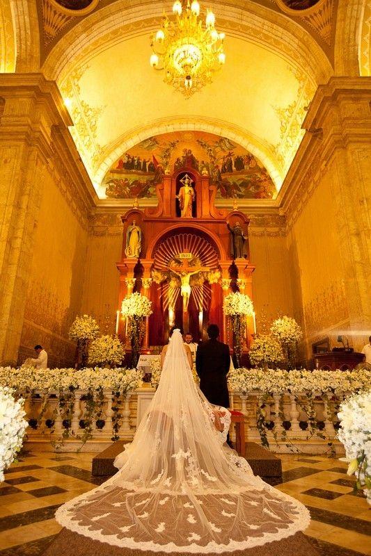 como organizar una boda religiosa