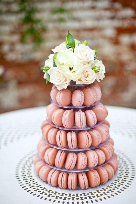 croquembouche macarons (2)