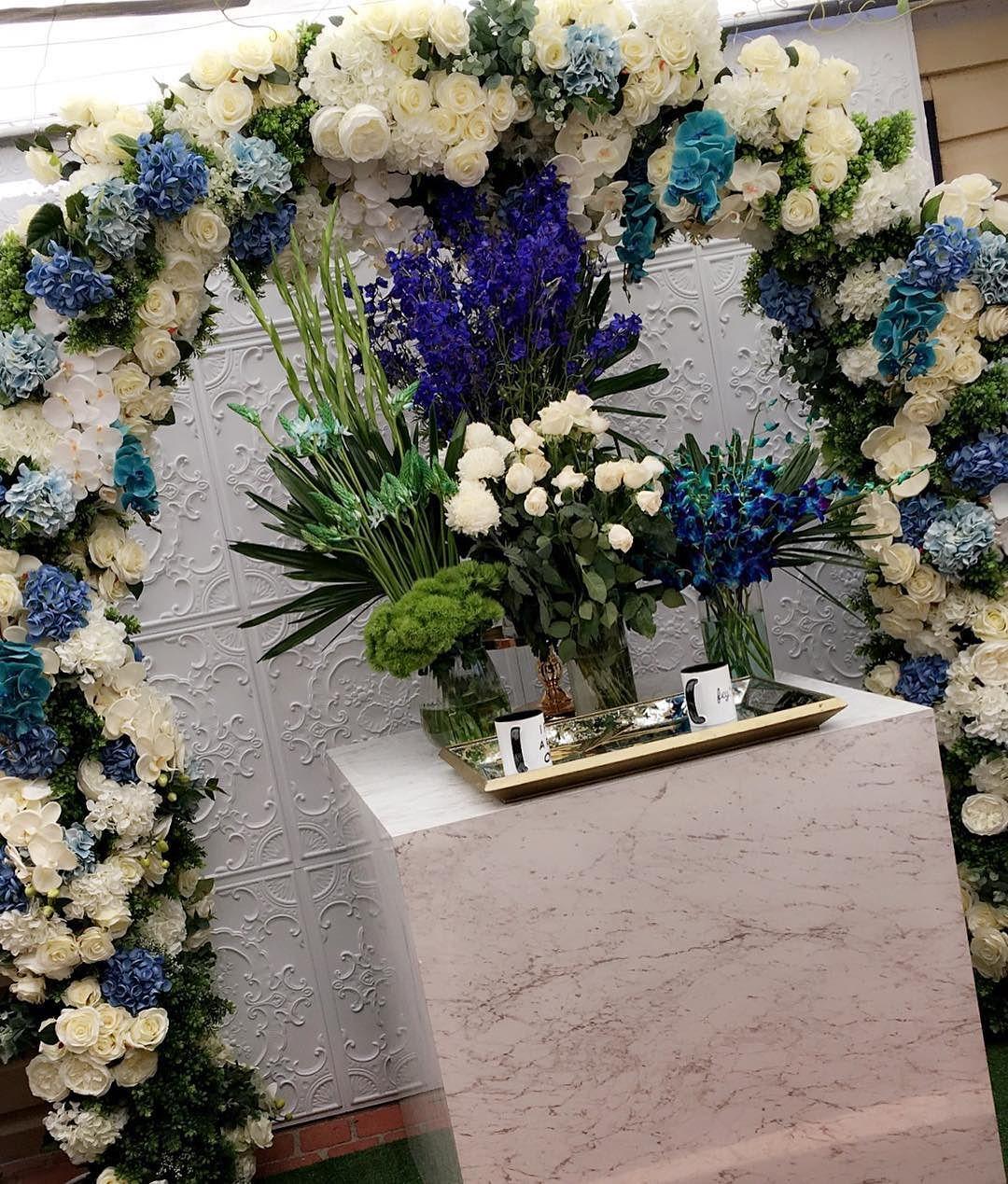 decoracion de bodas con lila gris 2019