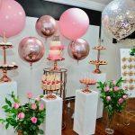 decoracion de fiestas modernas y economicas 2018