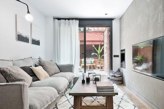 Decoración de interiores de casas pequeñas