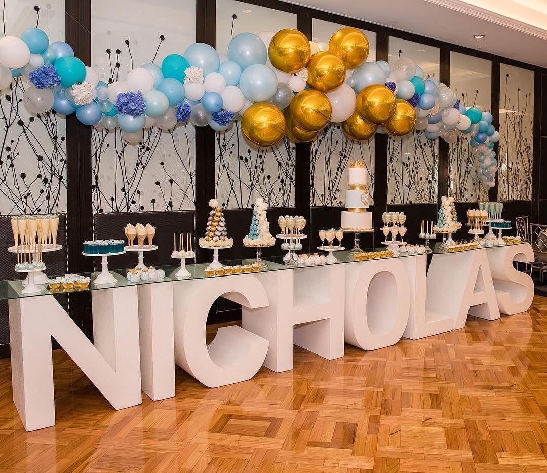 decoracion de mesas principales con base de letras (2)