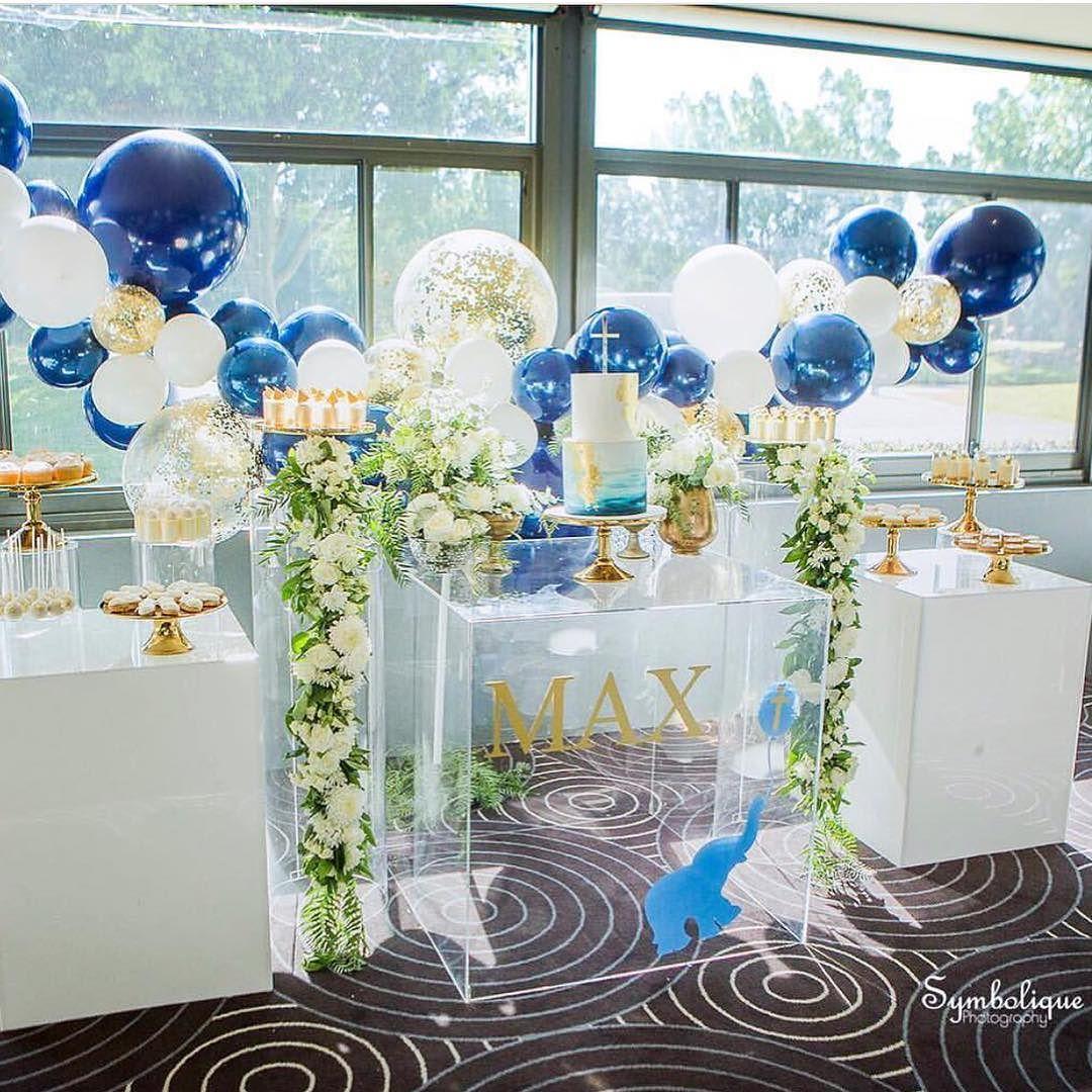 decoracion mesa de acrilico para fiestas (4)