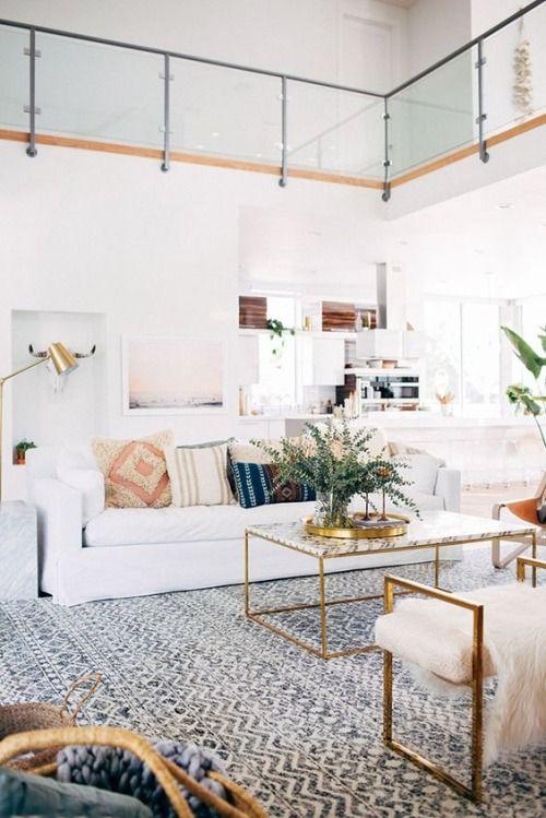 Decoraci n de interiores de casas tendencias 2018 - Decoraciones interiores de casas ...