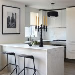 Diseño y decoración de cocinas pequeñas modernas