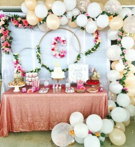 elige el menu para un baby shower 2