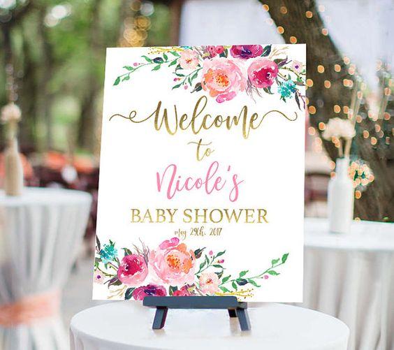 elige la fecha del baby shower 6 semanas antes del evento