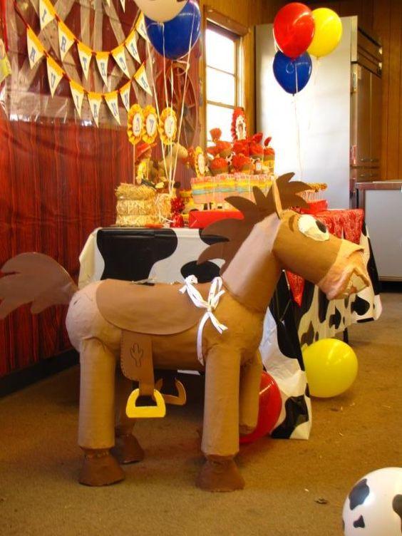 fiesta de cumpleanos 3 anos varon