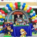 fiesta tematica para nino de 4 anos