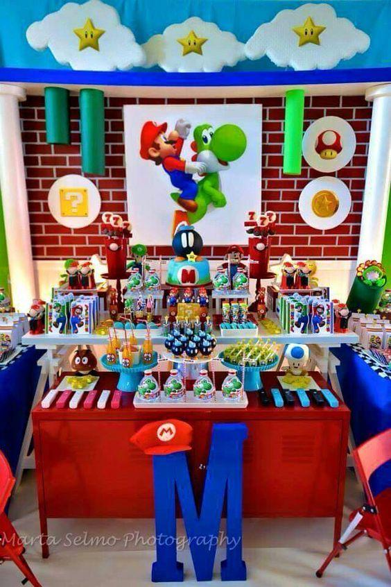 fiesta tematica para nino de 4 anos 3