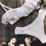 Fotos de trajes de baño tejidos