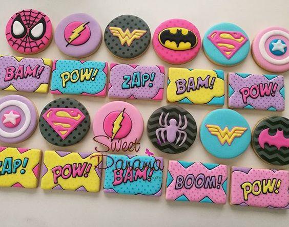 galletas personalizadas para mesa de postres 2