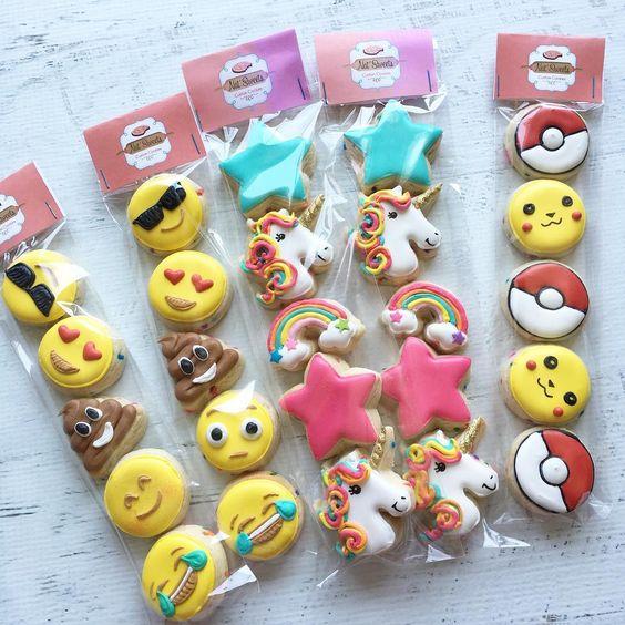 galletas personalizadas para mesa de postres 3