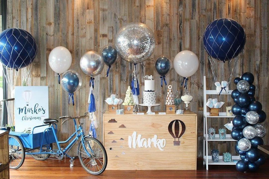 guirnaldas de globos metalicos 2019