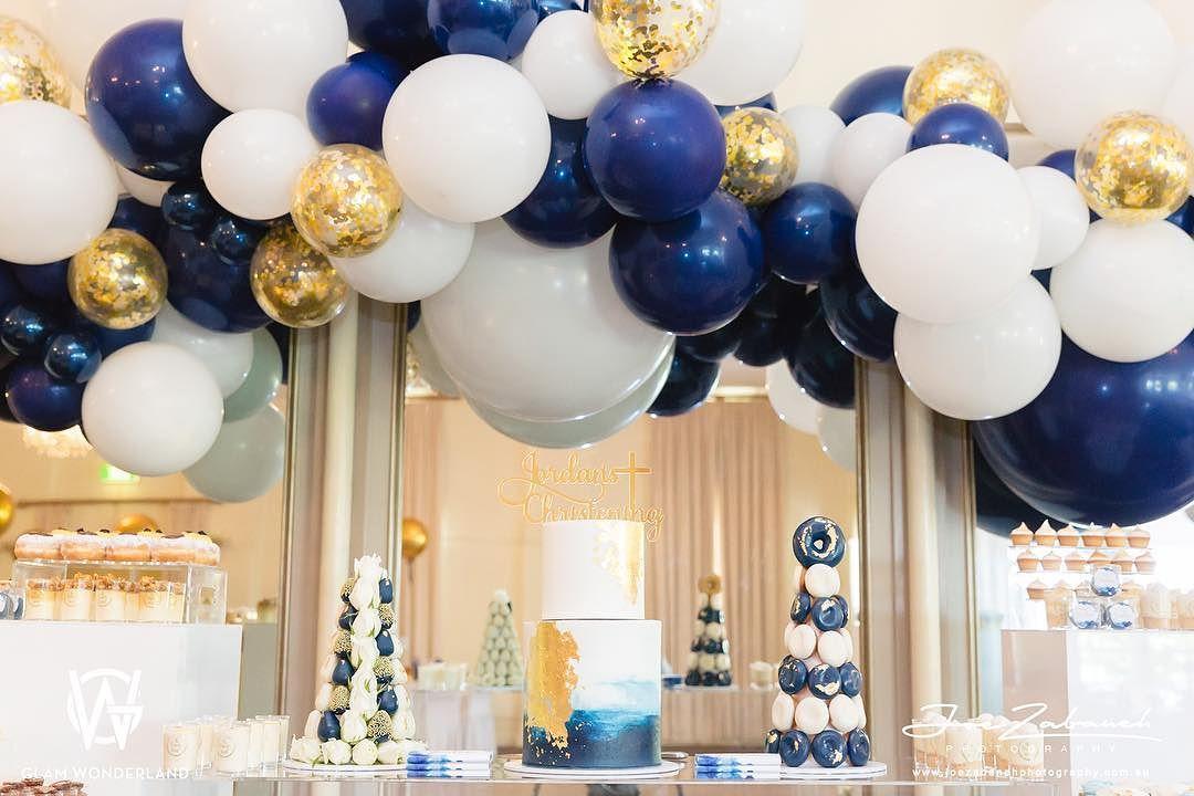 guirnaldas de globos modernas 2019