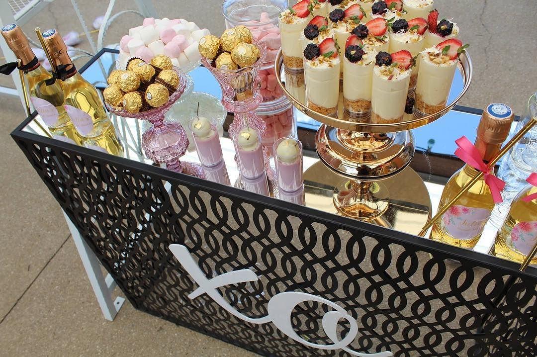 ideas de postres gourmet para mesa de dulces (2)