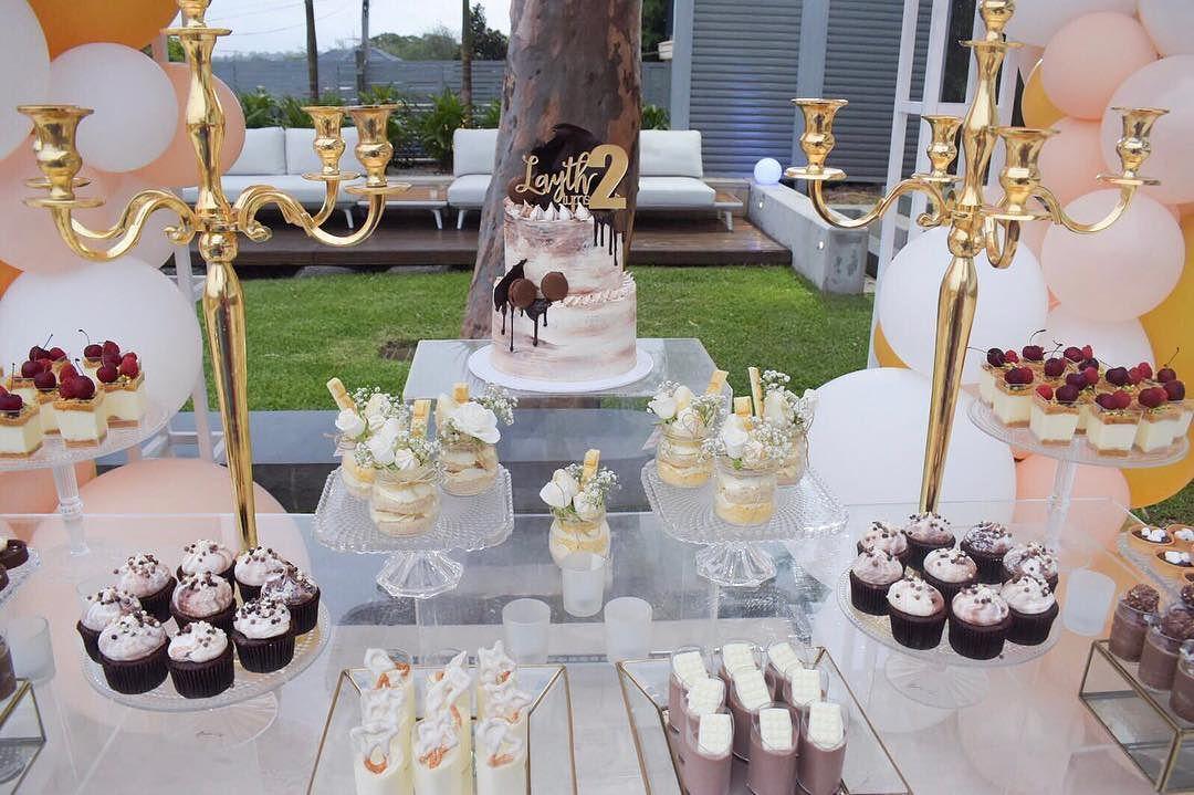 ideas de postres gourmet para mesa de dulces (3)