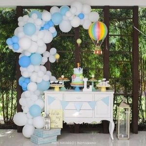 ideas para baby shower nino 2018