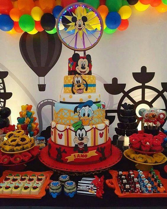 Temas para fiestas de cumplea os seg n la edad para ni o - Ideas infantiles para cumpleanos ...