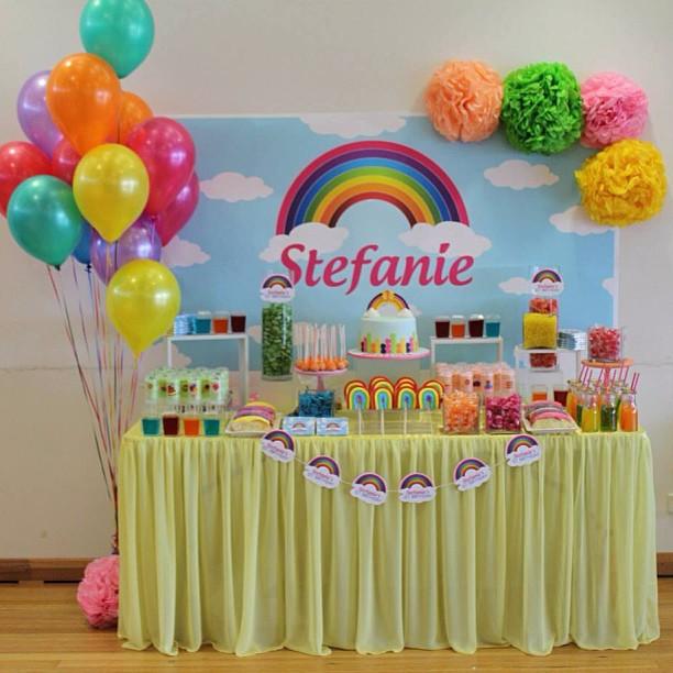 ideas para decoracion de fiestas modernas y economicas (9)