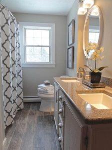Ideas para decorar baños pequeños