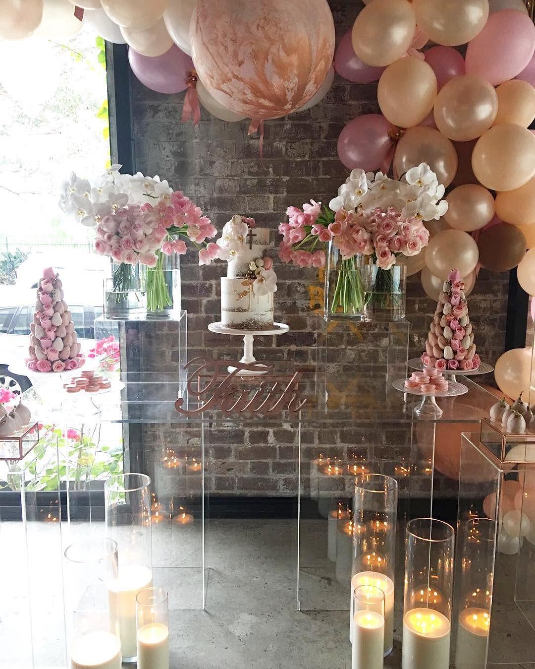 ideas para decorar fiestas con velas led (3)