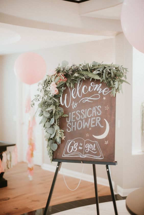 ideas para la fecha del baby shower segun checklist